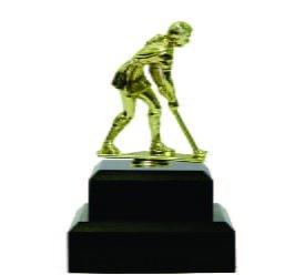 Hockey Female Trophy 160mm