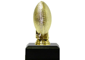 Rugby Ball Trophy 95mm
