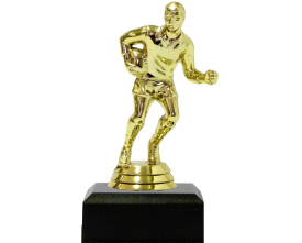 Rugby Runner Trophy 120mm