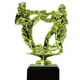 Karate Female Trophy 145mm