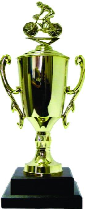 Cycling Female Trophy 365mm