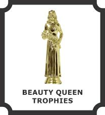 Beauty Queen Trophies
