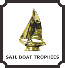 Sail Boat Trophies