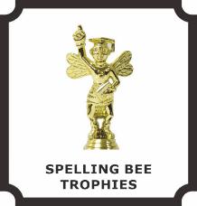 Spelling Bee Trophies