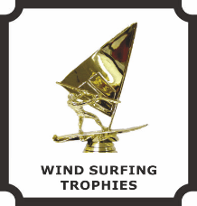 Wind Surfing Trophies