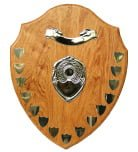 Wooden Shield Trophies