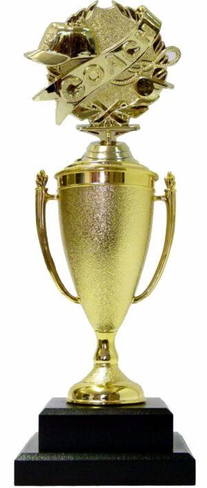 Coach Wreath Trophy 355mm