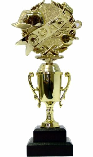 Coach Wreath Trophy 255mm