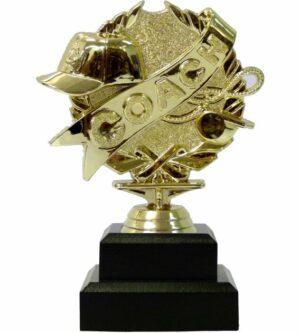 Coach Wreath Trophy 165mm