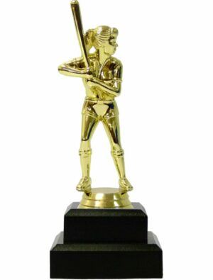 Baseball Female Trophy 155mm