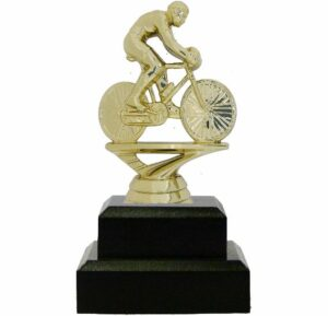 Cycling Male Trophy 125mm