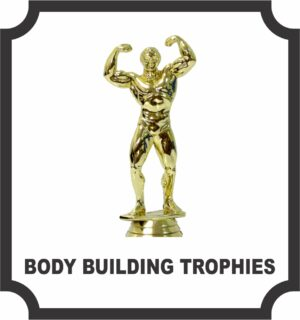 Body Building Trophies