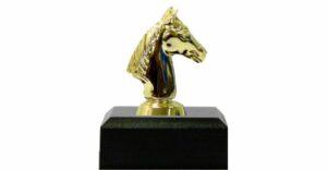 Horsehead Trophy 75mm