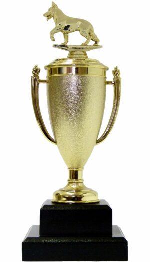 Dog Alsation Trophy 300mm