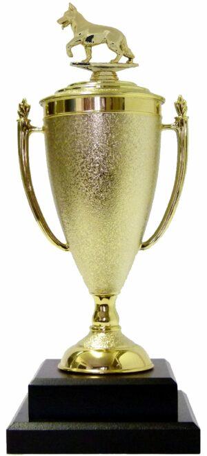 Dog Alsation Trophy 380mm