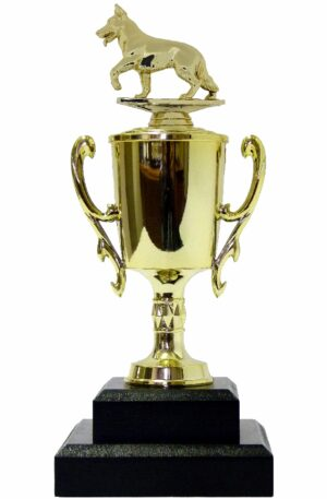 Dog Alsation Trophy 265mm