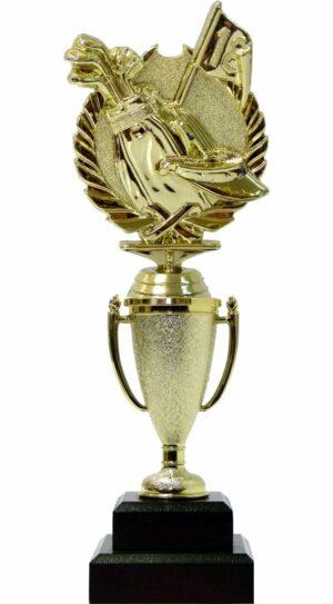 Golf Wreath Trophy 270mm