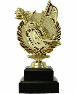 Golf Wreath Trophy 180mm
