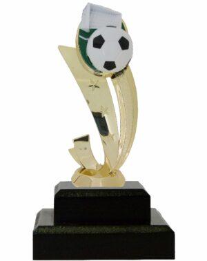 Soccer Sport Scene Trophy 205mm