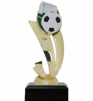 Soccer Sport Scene Trophy 185mm