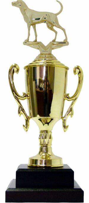 Dog Coon Hound Trophy 340mm