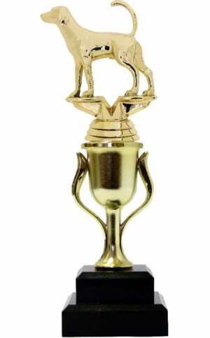 Dog Fox Hound Trophy 240mm