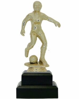 Soccer Female Trophy 165mm