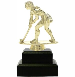 Hockey Female Trophy 160mm