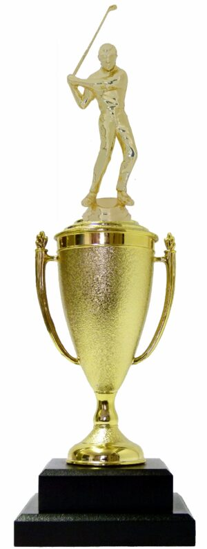 Golf Male Trophy 380mm