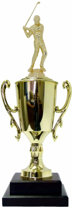 Golf Male Trophy 420mm