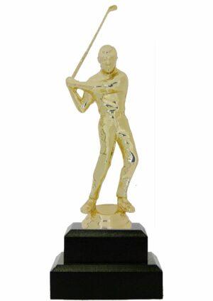 Golf Male Trophy 180mm
