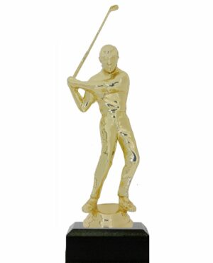 Golf Male Trophy 160mm