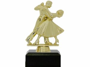 Dancing Couple Trophy 145mm