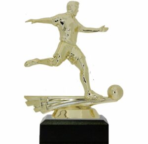 Soccer All Star Male Trophy 145mm