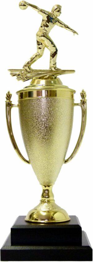 Ten Pin Bowling Allstar Male Trophy 405mm
