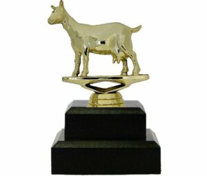 Dairy Goat Trophy 125mm