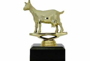 Dairy Goat Trophy 100mm