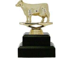 Dairy Cow Trophy 125mm