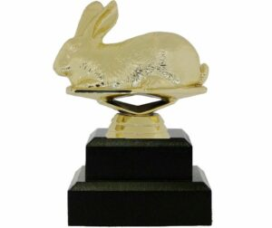 Rabbit  Trophy 125mm