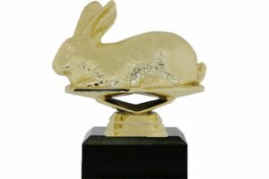 Rabbit Trophy 100mm