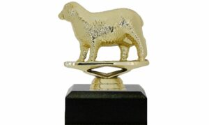 Sheep Trophy 100mm
