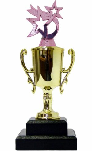Dancing Star Trophy PINK 240mm