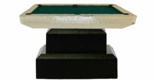 Pool Table Trophy 65mm