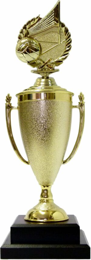 Volleyball Wreath Trophy 410mm