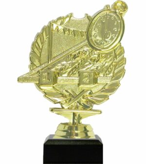 Swimming Wreath Trophy 135mm