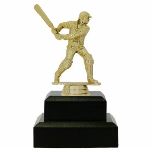 Cricket Batsman Trophy 155mm