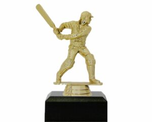 Cricket Batsman Trophy 135mm