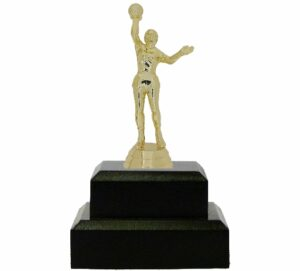 Netball Shooter Trophy 150mm