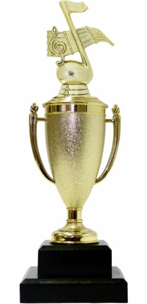 Music Note Trophy 305mm