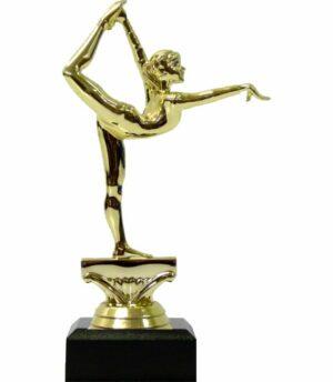 Gymnastics Female Trophy 165mm
